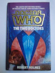 Doctor Who The Two Doctors Hardback